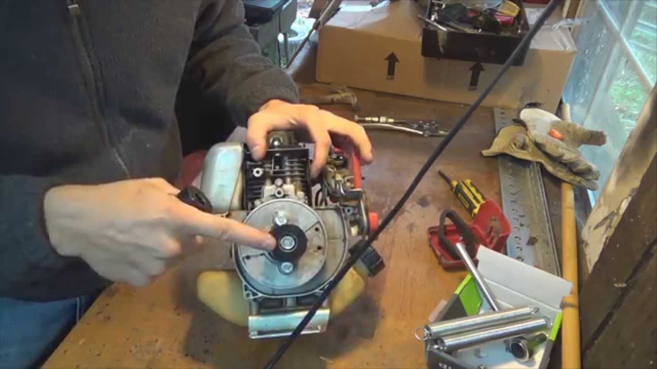 stihl fs 56 parts diagram wiring for ignition switch on mercury outboard homemade weed eater/weed wacker motorized bike build (part 2/4) - youtube