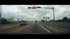 Driving around LaBelle, Florida