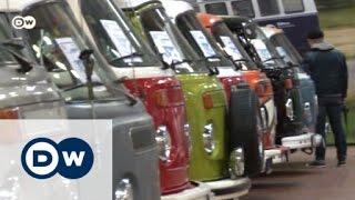 ستون عاماً على شاحنات فولكسفاغن الخفيفة | عالم السرعة   1-4-2016