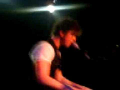 Richard Sheffield gig-Coming Down