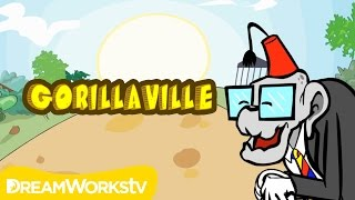 Uncle Monkeyshein Comes To Town | GORILLAVILLE