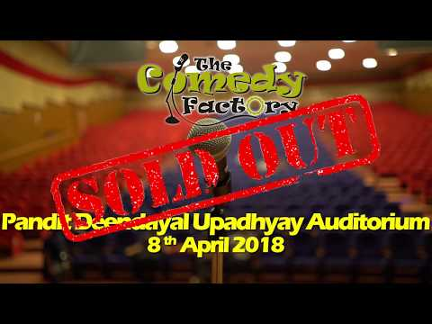 Ahmedabad Showreel | The Comedy Factory