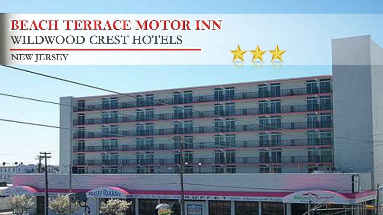 Wildwood Nj Hotels Beach Terrace