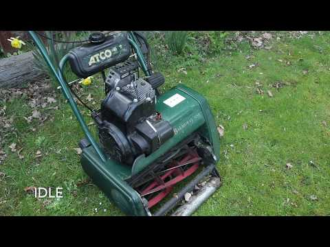 Atco Balmoral 17s Lawnmower Found At Auctionиз YouTube · Длительность: 3 мин45 с