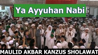 Ya Ayyuhan Nabi   Az Zahir Babul Musthofa dan seluruh Hadroh Kanzus Sholawat