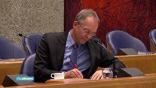 Minister Kamp draait gaskraan nog niet dicht: Meer - RTL NIEUWS