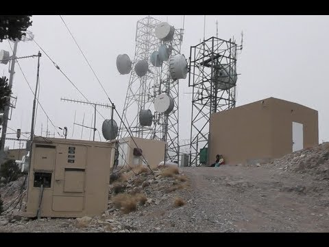 Utah Hill Radio Towers [HD] 720p