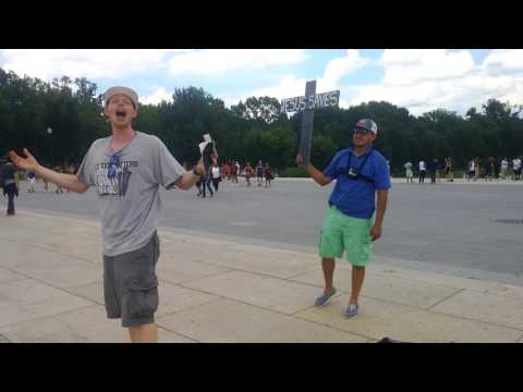 Washington DC Ministry and Evangelism 2016 - Part 1