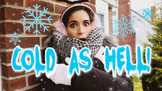 Cold As Hell - (LIZZO - Good As Hell Parody)
