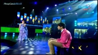 "Party Pilipinas SUMMERSHAKE - Rhythm N Vox ""Aicelle Santos & Ronnie = 3/10/13"
