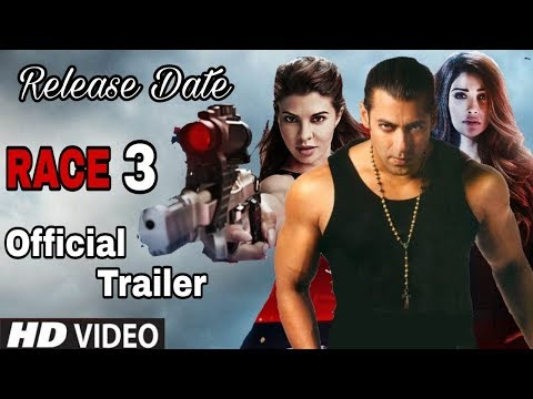 Race 3 Official Trailer | Release Date Confirm By Remo D'Souza | Salman Khan, Jacqueline Fernandez