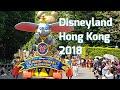 Disneyland Hong Kong Flights of Fantasy Parade 2018