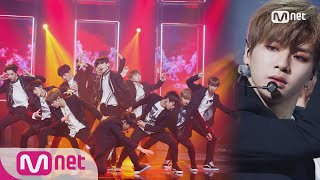 Wanna One Burn It Up Debut Stage M COUNTDOWN