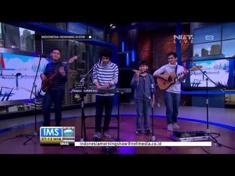 Penampilan The Overtunes menyanyikan lagu Unstoppable Joy - IMS