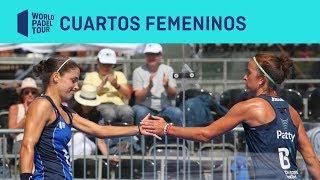 Resumen Cuartos de Final Femeninos (segundo turno) Cascais Padel Master