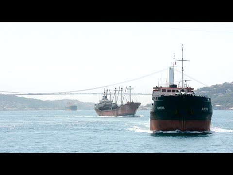 ShipSpotting Istanbul Strait - August 2014 (Part 2)