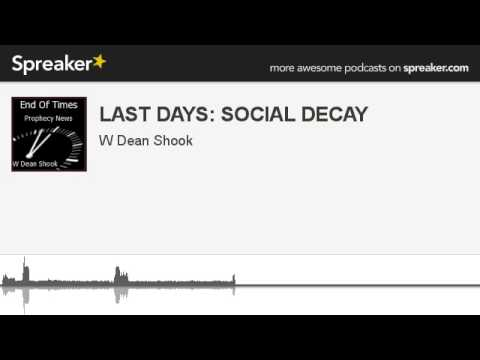 LAST DAYS: SOCIAL DECAY (made with Spreaker)
