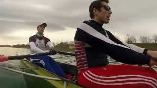 GoPro Rowing 2x