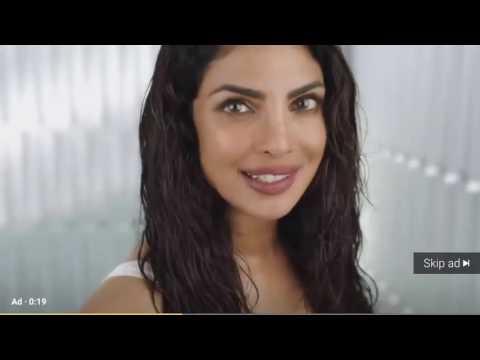 Priyanka Chopra - Pantene Commercial 2016