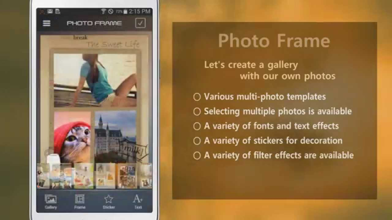 PhotoCracker - Photo work has done with one smart app! - YouTube