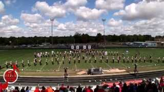 Granite City Marching Warriors Rock Royalty 2013