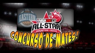 NBA All Star Weekend 2013 - Concurso de Mates - En Español