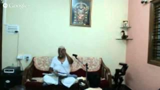 Anuvyakhyana patha 17th March