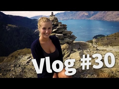 BEAUTIFUL QUEENSTOWN - Travel New Zealand - Vlog #30