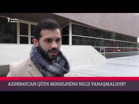 """""""Qüds məsələsində Azərbaycan neytral olmalıdır"""" - Siz də fikrinizi yazın"""