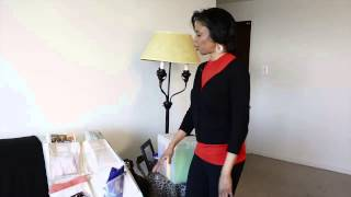 How To Create Storage Space In A House With No Closets : Home Organizing Moments
