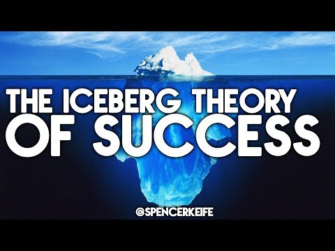 The Mental Shift Episode 23: The Iceberg Theory of Success