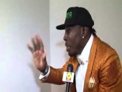 Shabba Ranks Talks About BET Awards