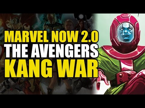 The Death of... (Marvel NOW 2.0 Avengers Vol 1: Kang War)