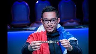♠♥♦♣ Thomas Cazayous, champion du monde WSOP pour 414 766 $