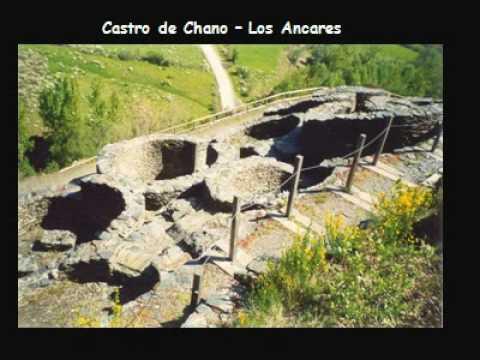 Los castros en la provincia de León