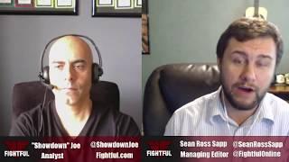 Holy Smokes! MMA Podcast w/ Kamaru Usman, Frank Trigg, Joe & Sean talk Cyborg Assault, More!