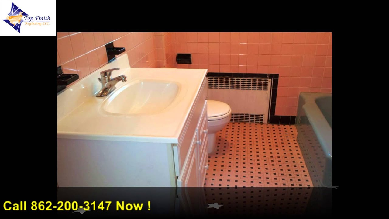 Reglazedrefinished bathrooms by top finish reglazing llc youtube reglazedrefinished bathrooms by top finish reglazing llc dailygadgetfo Gallery