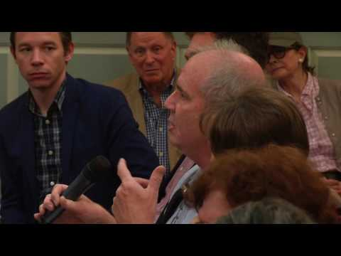 American Forum: John Farrell Q&A With Studio Audience