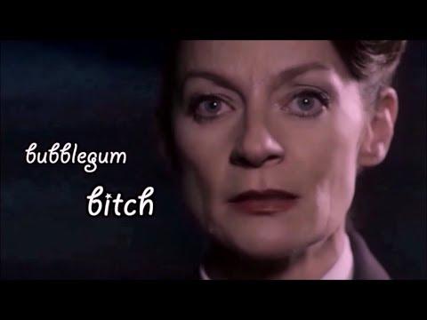 [Doctor Who] Doctor / Missy - Bubblegum Bitch
