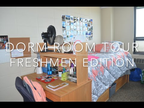BOSTON UNIVERSITY DORM ROOM TOUR: FRESHMEN EDITION // SHIRLEY PENG