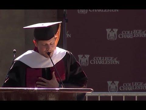 Matt Czuchry '99  Commencement Speech  College of Charleston