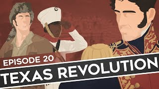 Feature History: The New Frontier and the Texas Revolution thumbnail