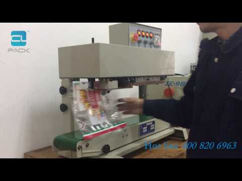 FRM-980 Series Ink Coding Continuous Sealer