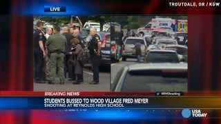 Student victim identified in Oregon school shooting