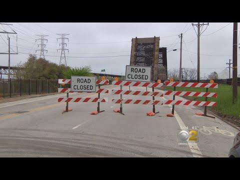 100th Street Bridge Closed For Repairs