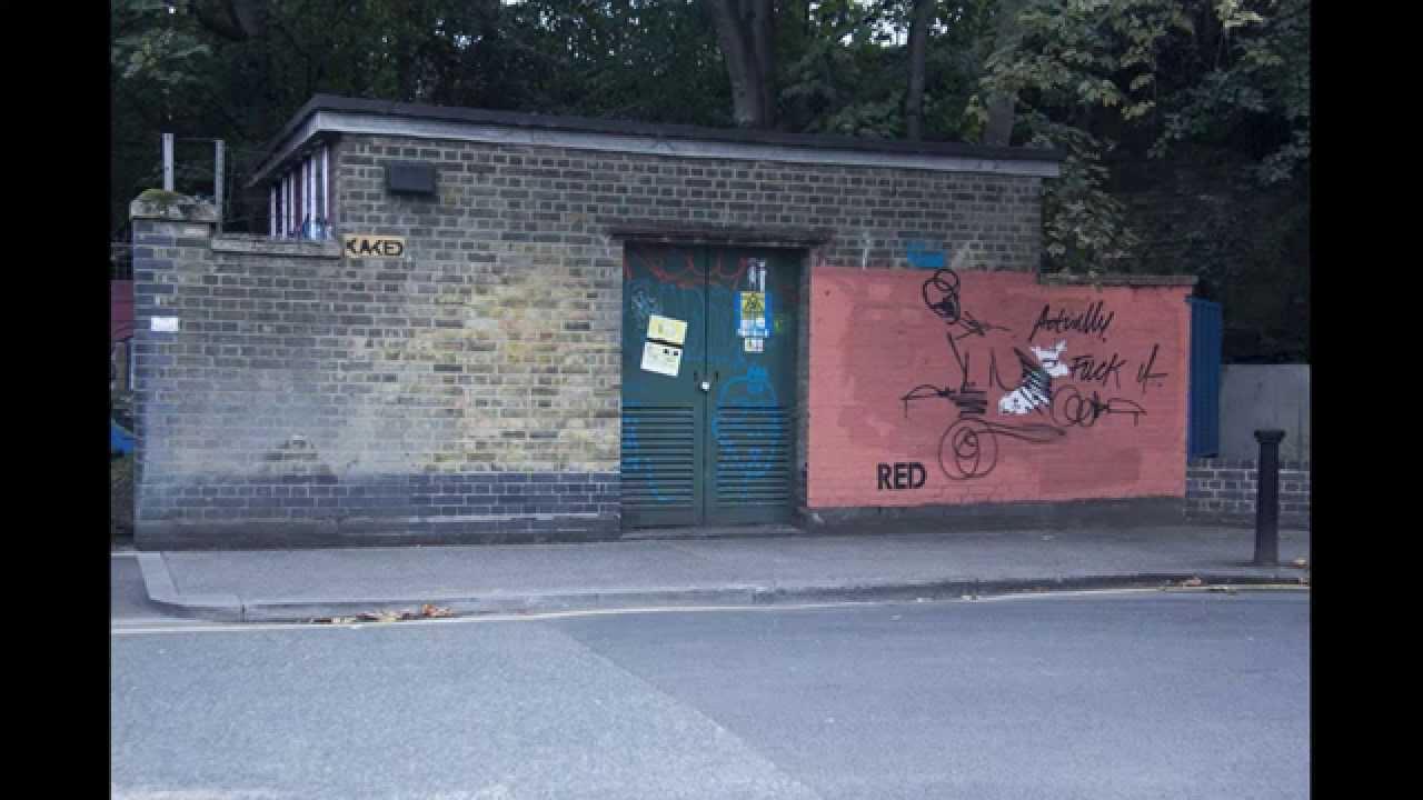 Grafiti wall red - Grafiti Wall Red 15
