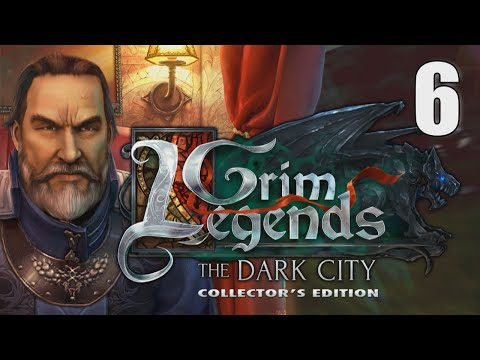 Grim Legends 3: The Dark City CE [06] w/YourGibs - POTION PUZZLE FOR HEART MEDICINE CURE