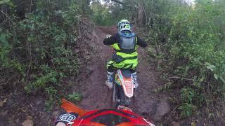 ENDURO CON AMIGOS!!! Circuito Sun´s Race (2da parte)