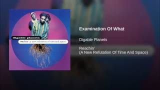 examination of what