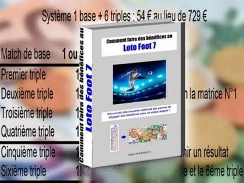Loto Foot À 7